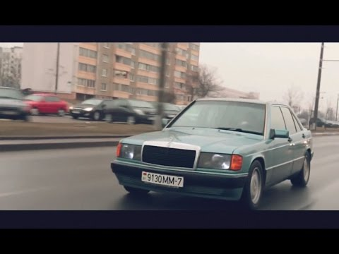 Тест Драйв Mercedes Benz 190 w201 2.3E