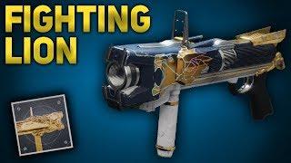 Fighting Lion Catalyst Review & Guide | Destiny 2 Forsaken