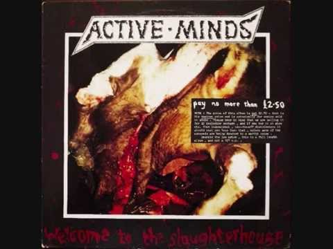 Active Minds - Welcome To The Slaughterhouse (1988)