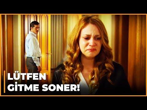 Aylin, Soner'e Gitmemesi İçin Yalvarıyor - Öyle Bir Geçer Zaman Ki 37. Bölüm