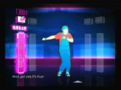 Just Dance - Step By Step (New Kids On The Block)