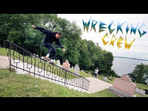 Wrecking Crew: Toronto to Philly