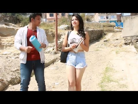 Nepali Valentine Comedy Short Love  Film,  SECOND HAND  Part - 1 HD