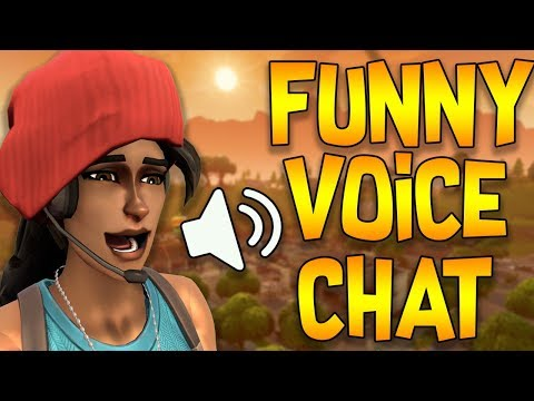 Best of Fortnite Battle Royale Voice Chat