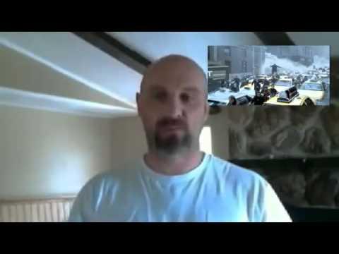 Vision of TSUNAMI In East Coast (Florida & New Jersey UNDERWATER) - Bill Larkin