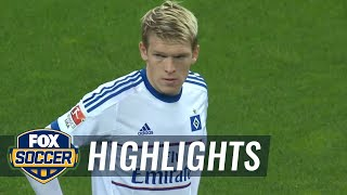 Video Gol Pertandingan Hamburger SV vs Eintracht Francoforte