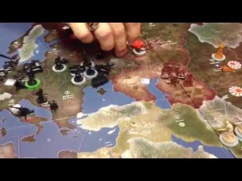 Axis & Allies--Free and Online