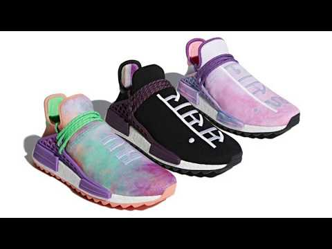 "HOW TO COP ADIDAS NMD HUMAN RACE ""HOLI PACK"""