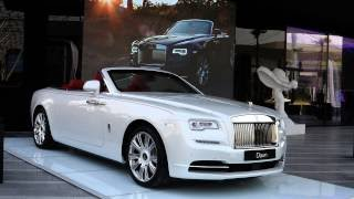 World's First Rolls-Royce Boutique opens in Dubai
