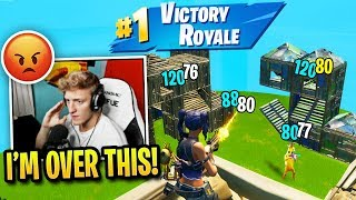 This is what happens when Tfue gets MAD...