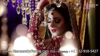 Pakistani Indian Bridal Dresses | Buy Pakistani Wedding Party Dresses Online - Nameera by Farooq