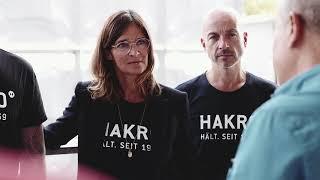 Mit HAKRO beim Produzenten in Izmir.