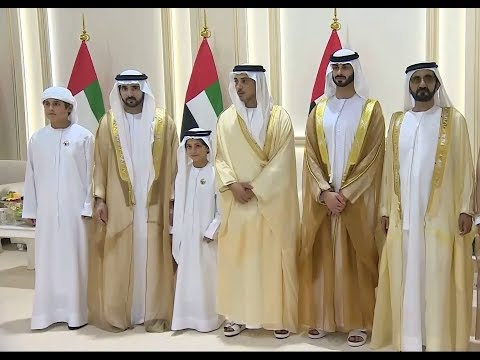 Sheikh Mohammed Bin Rashid's Daugher, Maryam, Married An Abu Dhabi Royal Family Member
