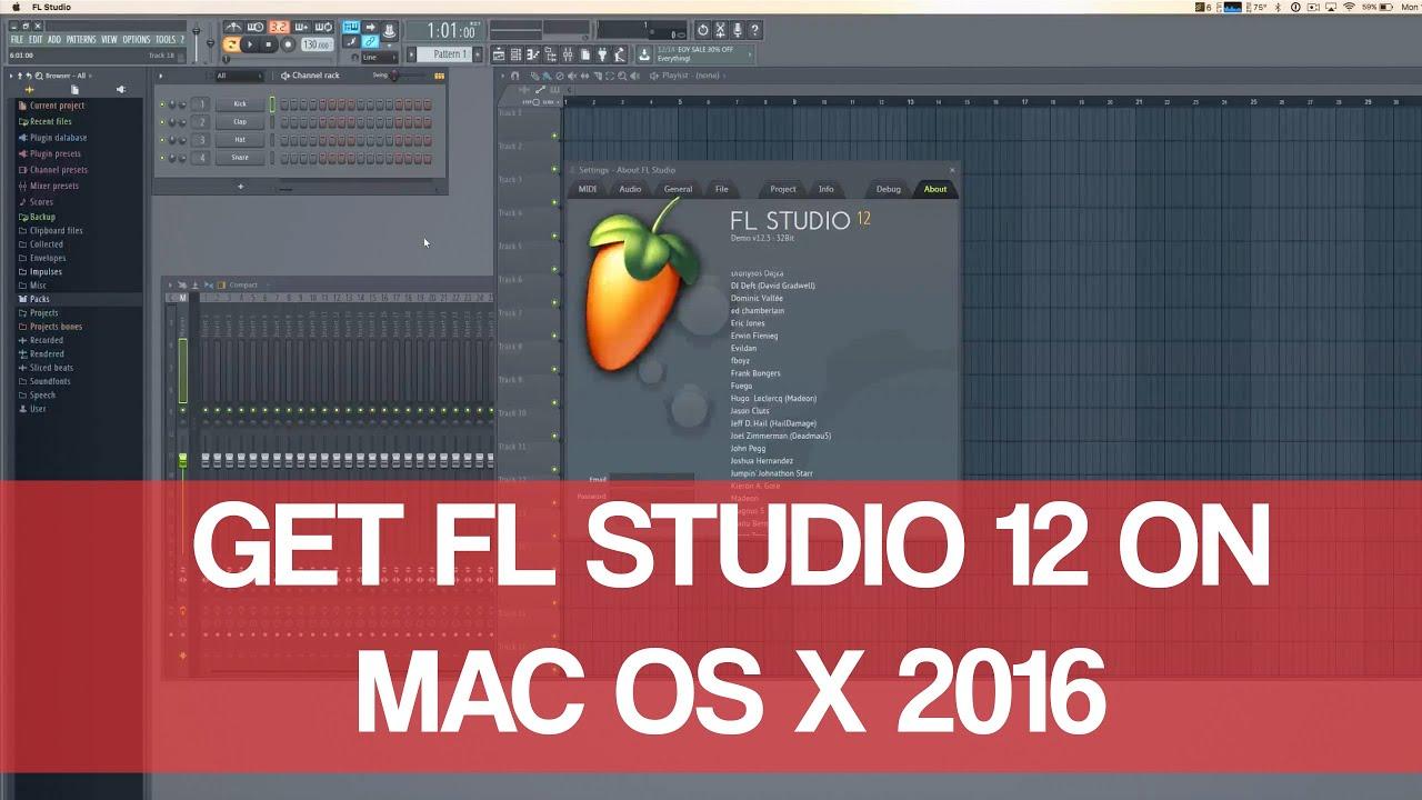 fl studio 12 mac os torrent