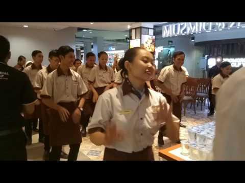 turun naik imperial kitchen dimsum kalibata city ceremony