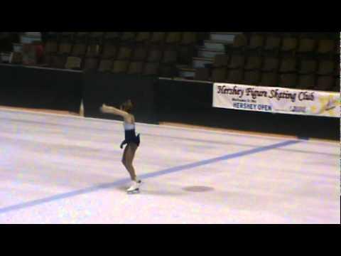 Christie Cleveland - Intermediate Short Program