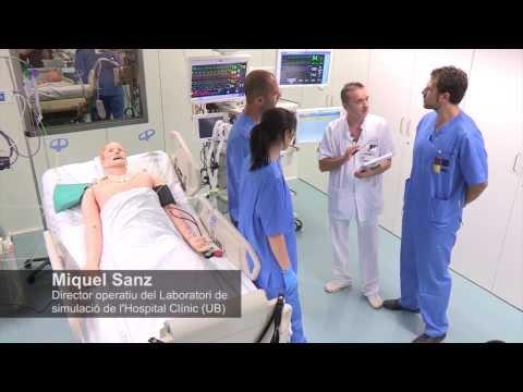 Laboratori de Simulació Clínica. Facultat de Medicina. Hospital Clínic (UB).