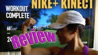 Nike Plus Kinect Training REVIEW + GAMEPLAY