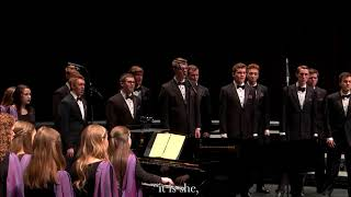 BYU Singers: Suliko --Traditional; arr. Brent Wells