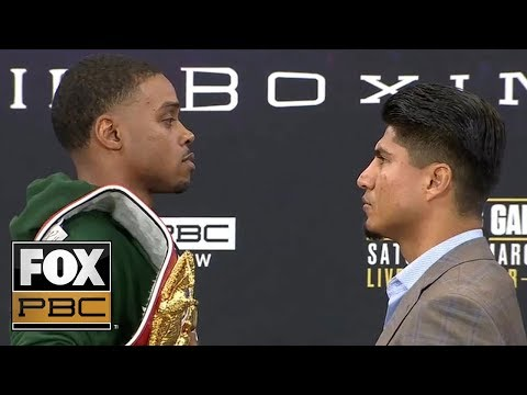Errol Spence Jr. vs Mikey Garcia Full Press Conference | PRESS CONFERENCE | PBC ON FOX