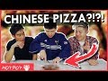 HOW TO MAKE 3 CHINESE STYLE PIZZAS (WE MAKE DIY CHINESE PIZZAS)