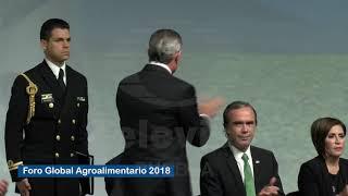 Puebla, sede del Foro Global Agroalimentario 2018