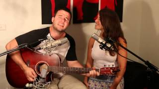 Live Sessions // Luke and Tannah // Hold Back The River (Cover)