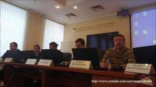 забастовка арбитражных управляющих ВШЭ 20.01.2016(Пресс-конференция арбитражных управляющих по поправкам в ФЗ