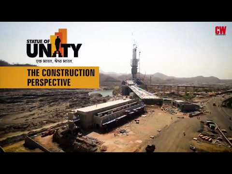Teaser: The making of the Statue of Unity – the world's tallest statue!