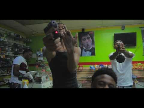 YNB TreyCash - TouchDown (Music Video) Shot By: @HalfpintFilmz