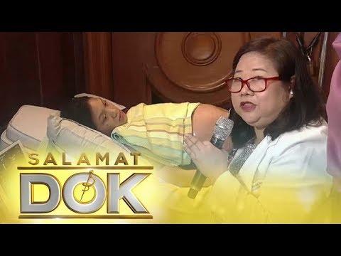 Radiologist And Sonologist Irene Bandong Explains The Ultrasound Procedure | Salamat Dok
