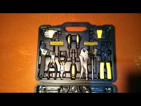Обзор набора инструментов Kolner KTS 123