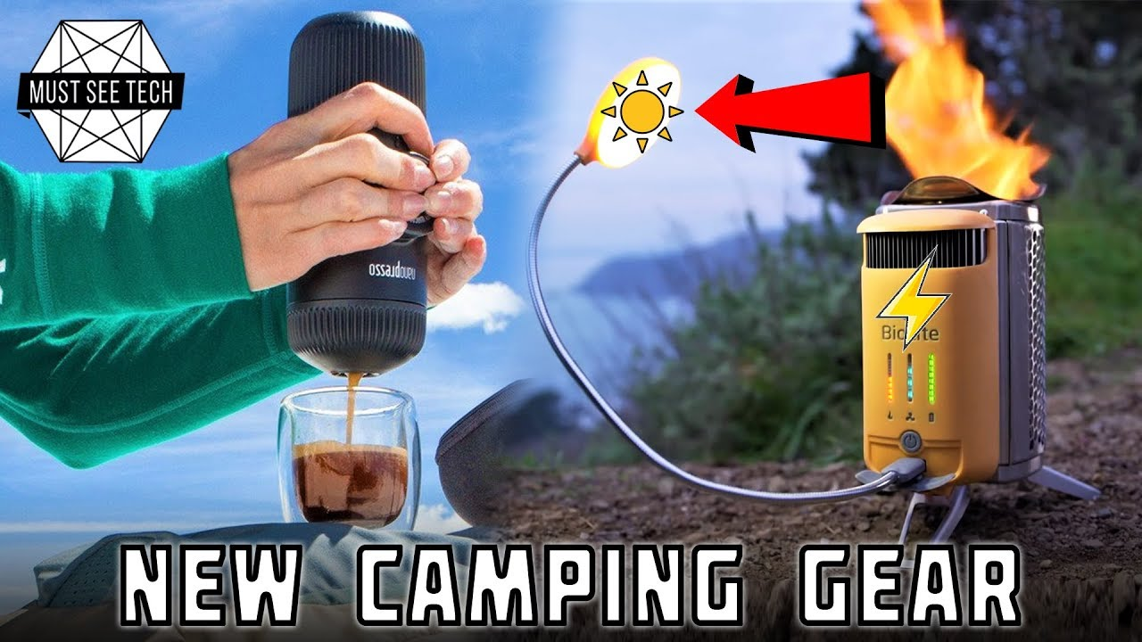 innovative design df03c 89a70 Top 8 New Camping Gadgets and Smart Adventure Tools You Must See