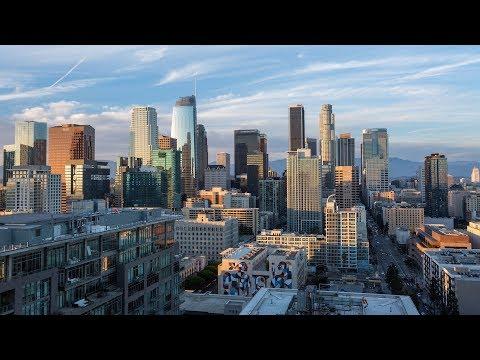 American Skylines - 4K Timelapse