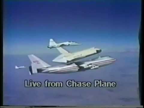 space shuttle enterprise landing - photo #26