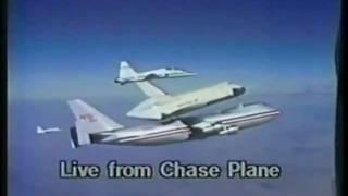 Space Shuttle Enterprise ALT1 (Part 1)
