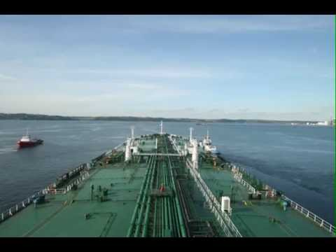 Aframax Tanker Alfa Germania