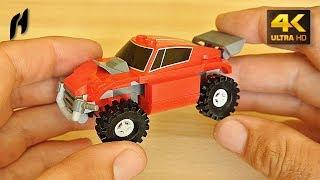 How to build the lego dakar rally car (moc - 4k)