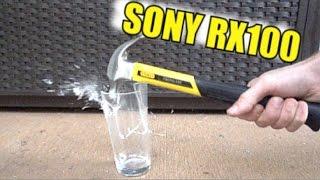 Sony RX100 M5 Slow Motion Test