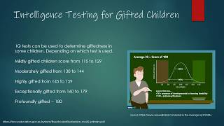 Gifted and Talented Professional Learning