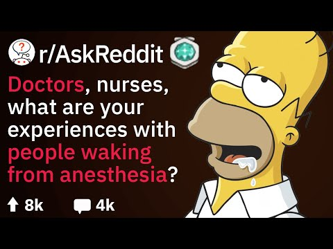 doctors-share-funniest-waking-up-from-anesthesia-stories-(reddit-stories-r/askreddit)