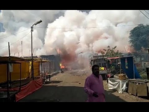 Download Fireworks Factory Explosion in Indonesia