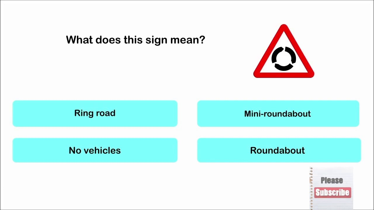 2021  UK DRIVING LICENCE Theory Test Quez DVSA 100%