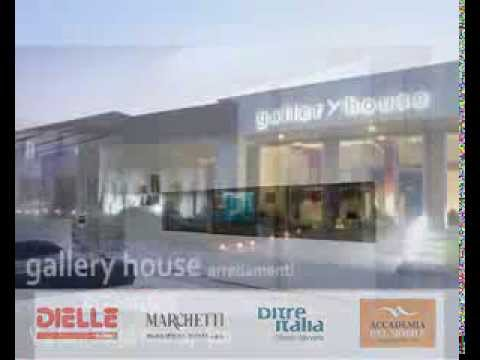 Gallery House Arredamenti Altamura (Bari) - YouTube