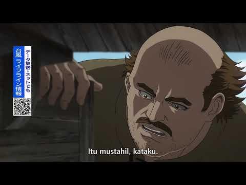 VINLAND SAGA Episode 15 Subtitle Indonesia | Sub Indo