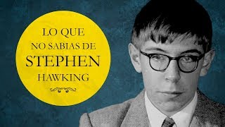 Lo que no sabías de Stephen Hawking | Documental