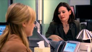 The Newsroom (Maggie meet Mac and Jim)
