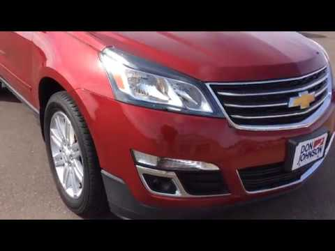 2016 Chevrolet Traverse At Don Johnson Motors In Rice Lake