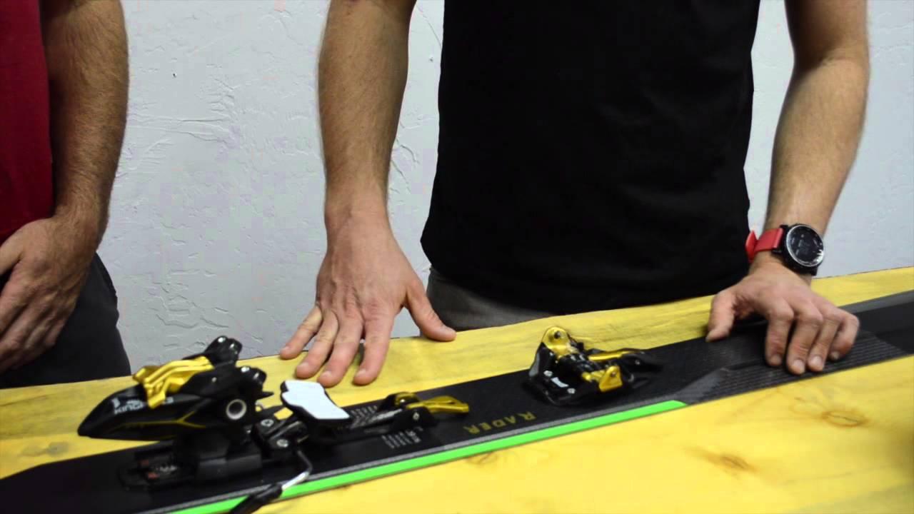 Marker Touring Crampon Ski Touring Hilfe Skisport & Snowboarding