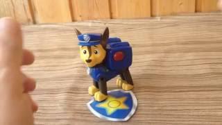Щенячий патруль игрушка. Собаки помощники. Обзор детских игрушек. Играем вместе. Щенки.